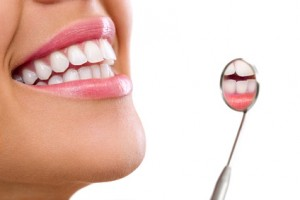 Healthy mouth from Dr. Abeyta Dentistry
